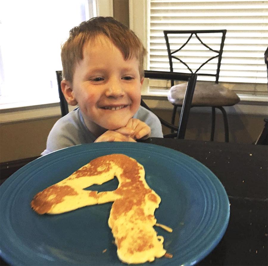 Four Pancake