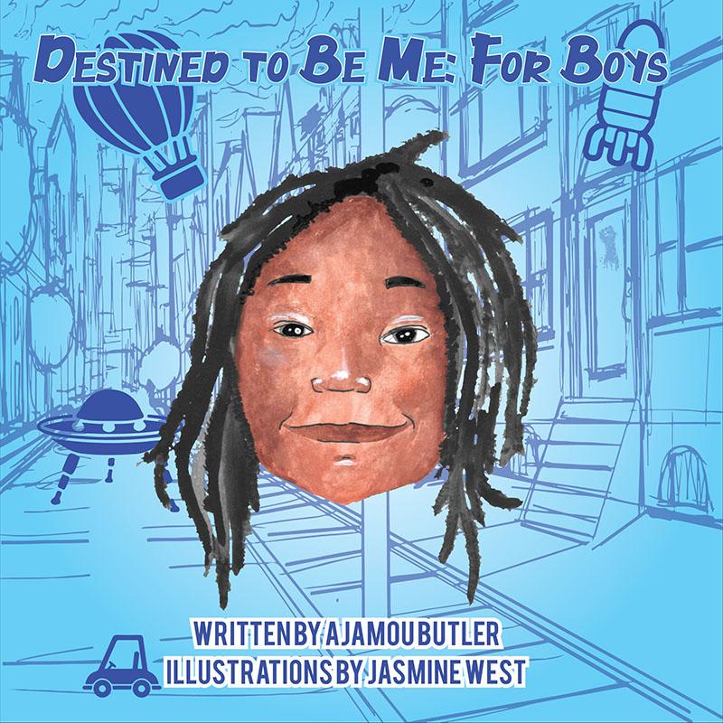 Destine To Be Me – Boys