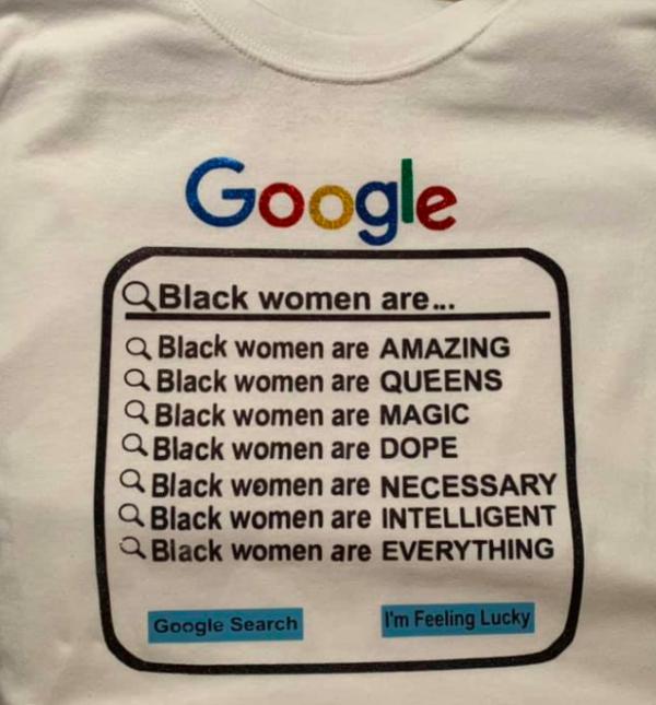 Google Black Woman